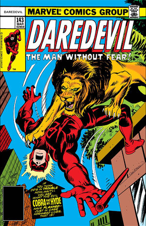 Daredevil Vol 1 143