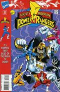 Sabans Mighty Morphin Power Rangers Vol 1 3