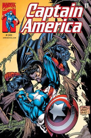 Captain America Vol 3 30