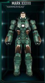 Iron Man Armor MK XXXVII (Earth-199999)