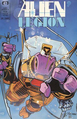 Alien Legion Vol 2 13
