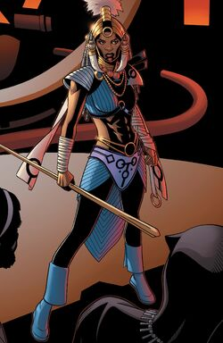 Shuri (Earth-616) from Black Panther Vol 6 8 001