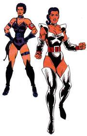 Julia Koenig (Earth-616) from Gamer's Handbook of the Marvel Universe Vol 7 001