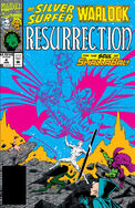 Silver Surfer Warlock Resurrection Vol 1 4
