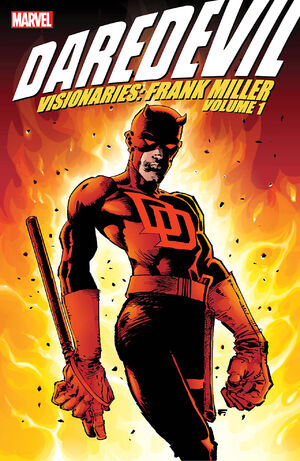 Daredevil Visionaries Frank Miller Vol 1 1
