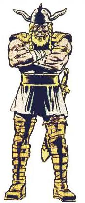Frey (Earth-616) from Official Handbook of the Marvel Universe Vol 2 1 0001