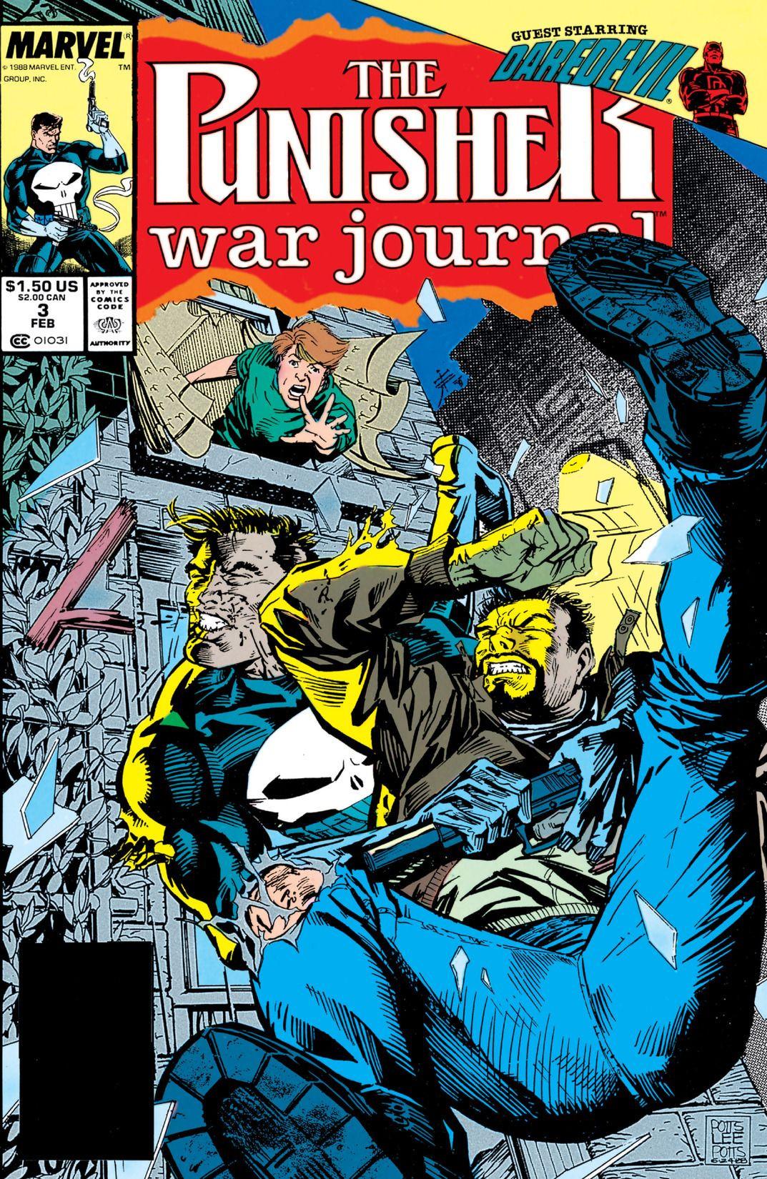 Punisher War Journal Vol 1 3 | Marvel Database | FANDOM ...