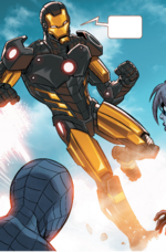 Anthony Stark (Earth-802) from Scarlet Spiders Vol 1 1 0001