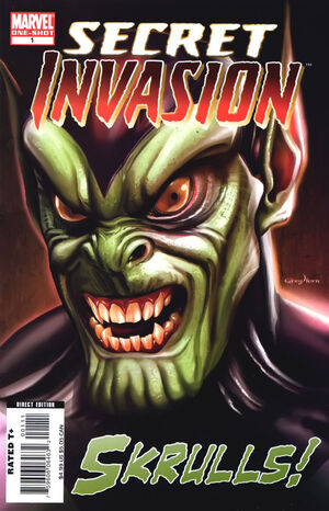 Skrulls! Vol 1 1