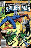 Peter Parker, The Spectacular Spider-Man Vol 1 75