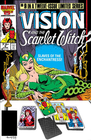 Vision and the Scarlet Witch Vol 2 9