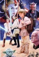 Star Wars Episode I, The Phantom Menace Vol 1 1 Textless