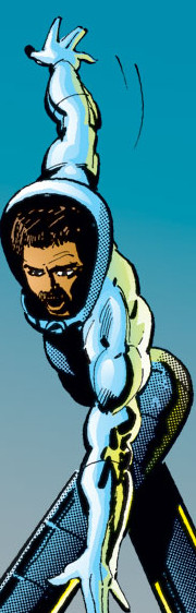 Turk Barrett (Earth-616) as Stilt Man from Daredevil Vol 1 186