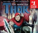 Unworthy Thor Vol 1 1