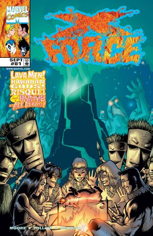 X-Force Vol 1 81