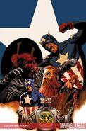 Captain America Vol 5 42 Textless