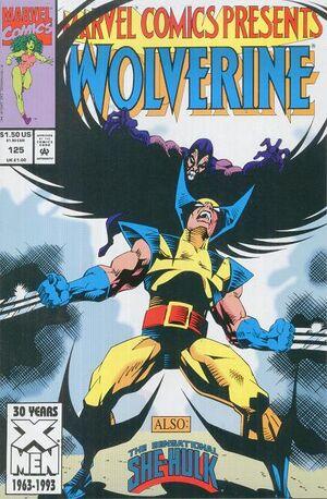 Marvel Comics Presents Vol 1 125