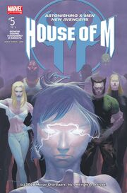 House of M Vol 1 5