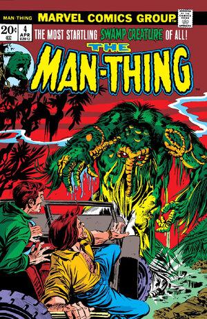 Man-Thing Vol 1 4