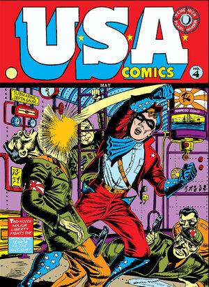 U.S.A. Comics Vol 1 4