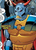 Death's Head (Earth-92131) from X-Men '92 Vol 2 9 001