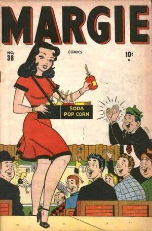 Margie Comics Vol 1 38