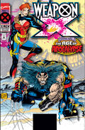 Weapon X Vol 1 1