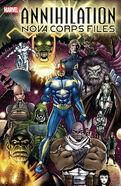 Annihilation The Nova Corps Files Vol 1 1