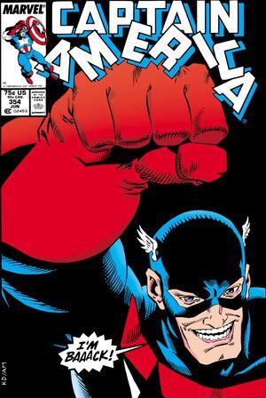 Captain America Vol 1 354