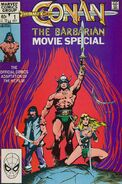 Conan the Barbarian Movie Special Vol 1 1