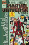Official Handbook of the Marvel Universe Master Edition Vol 1 29