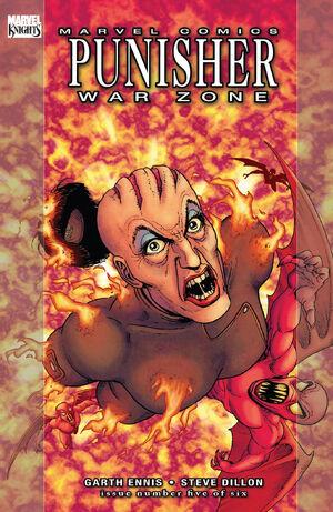 Punisher War Zone Vol 2 5