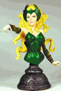 Enchantress bust 003