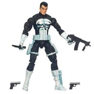 Frank Castle (Earth-616) from Marvel Universe (Toys) Series 4 Wave XIX 0001