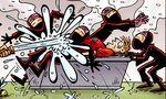 Hand (Earth-42015) What If Daredevil Vs. Elektra Vol 1 1