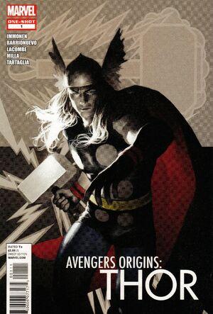 Avengers Origins Thor Vol 1 1