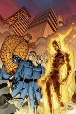 Fantastic Four Vol 1 510 Textless