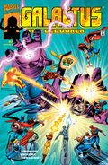 Galactus the Devourer Vol 1 3