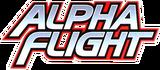 Alpha Flight Vol 2 Logo
