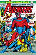 Avengers Vol 1 110
