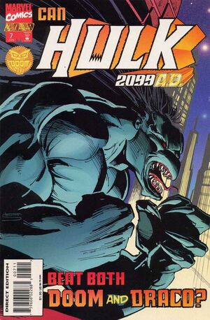 Hulk 2099 Vol 1 7