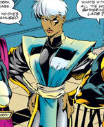 Ororo Munroe (Earth-295) from Astonishing X-Men Vol 1 1 001