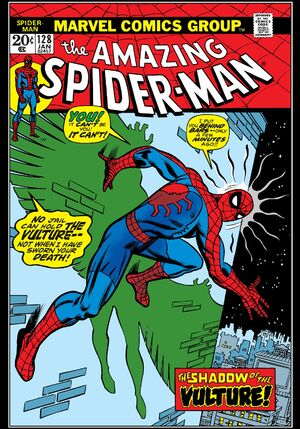 Amazing Spider-Man Vol 1 128