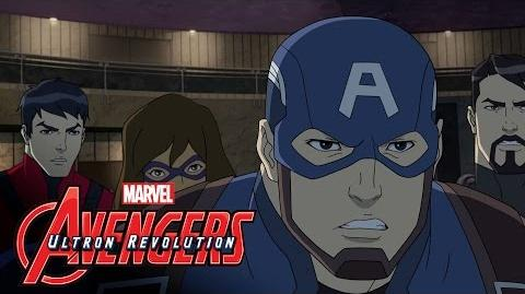 Marvel's Avengers Ultron Revolution Season 3, Ep. 11 - Clip 1