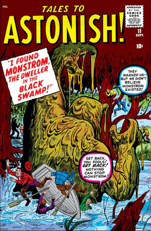 Tales to Astonish Vol 1 11