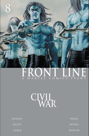 Civil War Front Line Vol 1 8