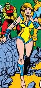Crystalia Amaquelin (Earth-616) third costume from Inhumans Vol 1 3