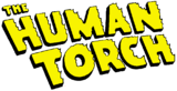 Human Torch Vol 1 Logo