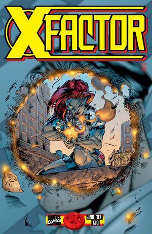 X-Factor Vol 1 130