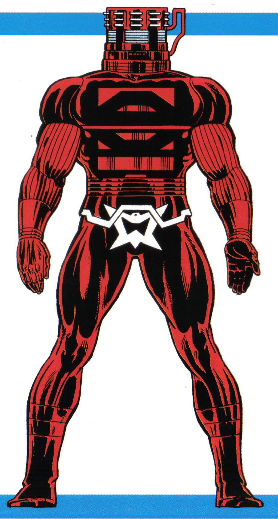 Arishem (Earth-616) from Official Handbook of the Marvel Universe Master Edition Vol 1 18 0001